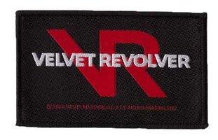 Velvet Revolver patch 'logo'