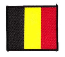 patch - Belgische vlag