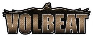 Volbeat patch - Raven logo