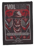 Volbeat patch - Ghoul Frame