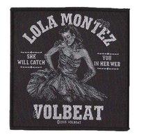 Volbeat patch - Lola Montez