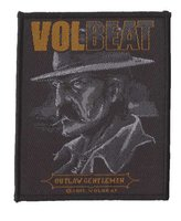 Volbeat patch - Outlaw Gentlemen