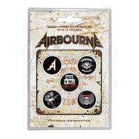 Airbourne button set - Boneshaker