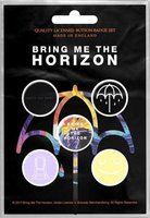 Bring Me The Horizon button set - That s The Spirit