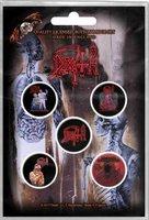 Death button set 'Albums'