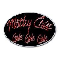 Motley Crue speldje - Girls, Girls, Girls