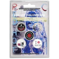 Red Hot Chili Peppers button set 'By The Way'