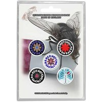 Red Hot Chili Peppers button set 'I'm With You'