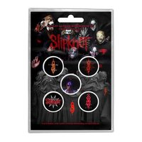 Slipknot button set - We Are Not Your Kind