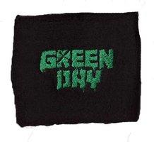 Green Day zweetbandje 'logo'