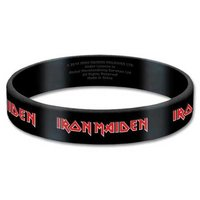 Iron Maiden rekbare armband