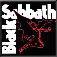 Black Sabbath magneet 'Daemon'