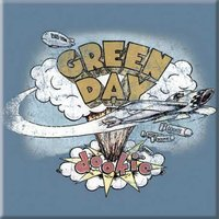 Green Day magneet 'Dookie'