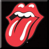 The Rolling Stones magneet 'classic logo'