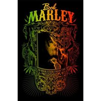 Bob Marley textielposter - Touch The Sky