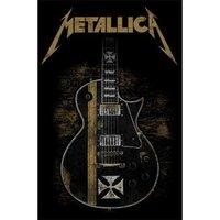 Metallica textielposter 'Hetfield Guitar'