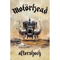Motorhead textielposter 'Aftershock'
