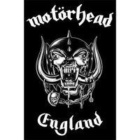 Motorhead textielposter 'England'