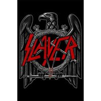 Slayer textielposter 'Black Eagle'