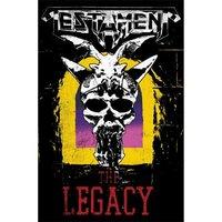 Testament textielposter 'Legacy'