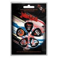 Judas Priest plectrum set (5 stuks)