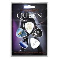 Queen plectrum set 'Brian May' (5 stuks)