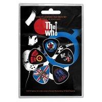 The Who plectrum set (5 stuks)
