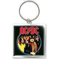 AC/DC sleutelhanger 'Devil Angus'
