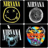 Nirvana cadeau set onderzetters