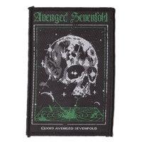 Avenged Sevenfold patch Vortex Skull