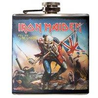Iron Maiden heupfles - The Trooper
