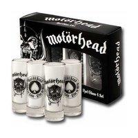 Motorhead - Cadeau set shotglazen