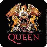 Queen onderzetter - Logo