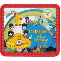 The Beatles patch Yellow Submarine star border