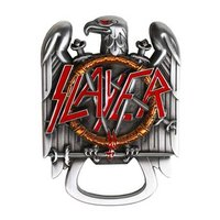 Slayer flesopener Eagle Logo