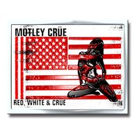 Motley Crue speldje - Red, White and Crue