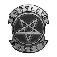 Motley Crue speld - Pentagram