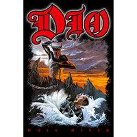 Dio textielposter - Holy Diver