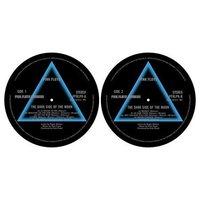 Pink Floyd slipmat set - Dark Side Of The Moon