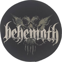 Behemoth back patch - Logo