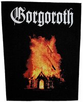 Gorgoroth backpatch - Church
