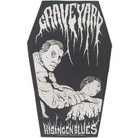 Graveyard back patch - Hisingen Blues