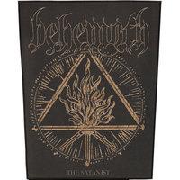 Behemoth back patch - The Satanist