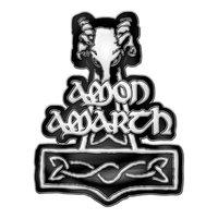 Amon Amarth speld - Hammer Logo