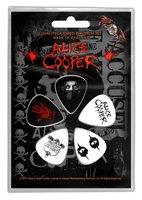Alice Cooper plectrum set - Eyes