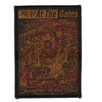 At the Gates patch - Slaughter Of The Soul