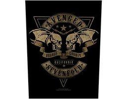 Avenged Sevenfold back patch - Orange County