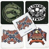 Lynyrd Skynyrd onderzetters cadeau set