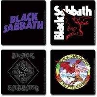 Black Sabbath onderzetters cadeau set