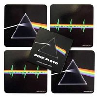 Pink Floyd onderzetters cadeau set